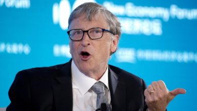 Photo of Bill Gates talked about the only way to bring the world back to normal