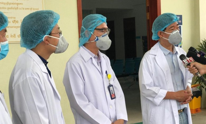 Photo of As of 6 April 3 more Covid-19 patients recovered in Cambodia: Health Ministry