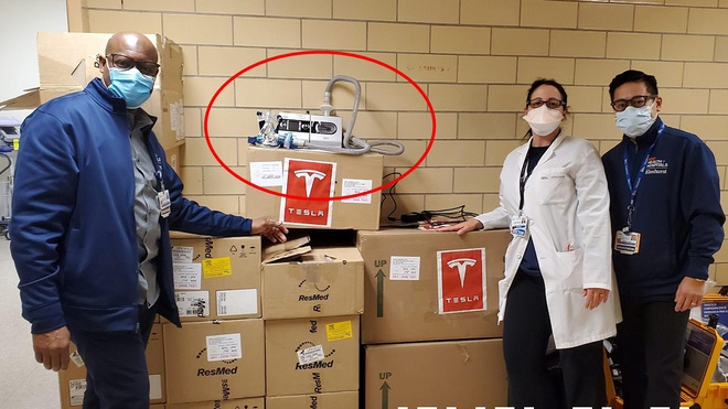 Photo of Elon Musk's ventilator failed to save Covid-19 patient, causing further harm