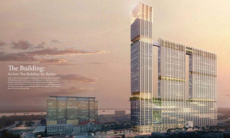 Photo of New Naga3 Building Design Released