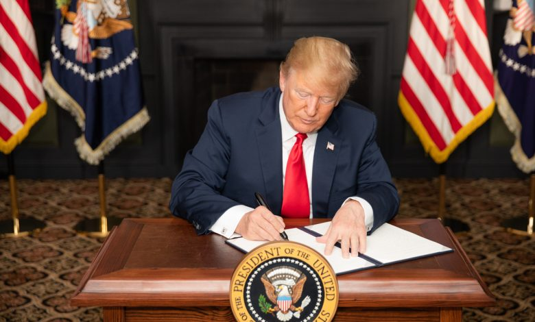 Photo of Iran issued an arrest warrant for President Trump, asking Interpol for assistance