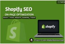 Photo of Top 5 Shopify SEO Experts on Fiverr